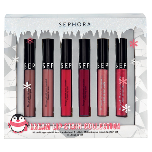 SEPHORA COLLECTION Frosted Party Набор Cream Lip Stain
