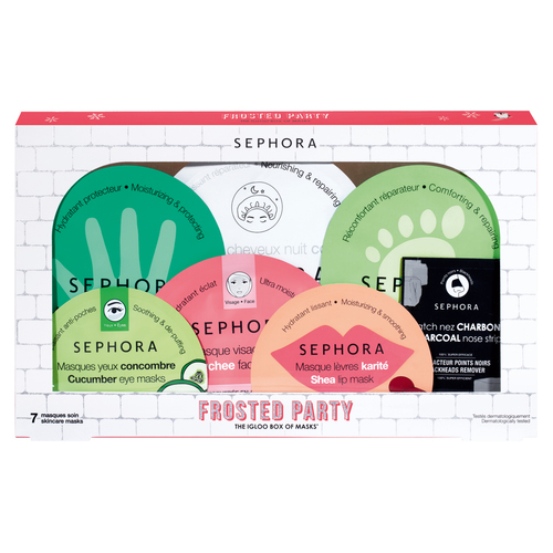 SEPHORA COLLECTION Frosted Party Набор масок The Igloo Box
