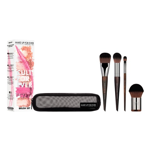 MAKE UP FOR EVER BRUSH SET Набор