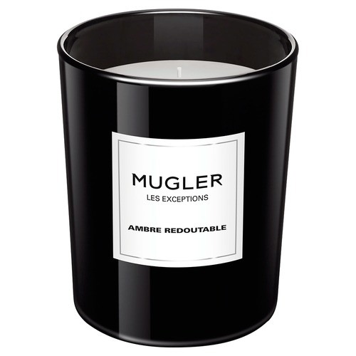 Mugler Les Exceptions Ambre Redoutable Свеча