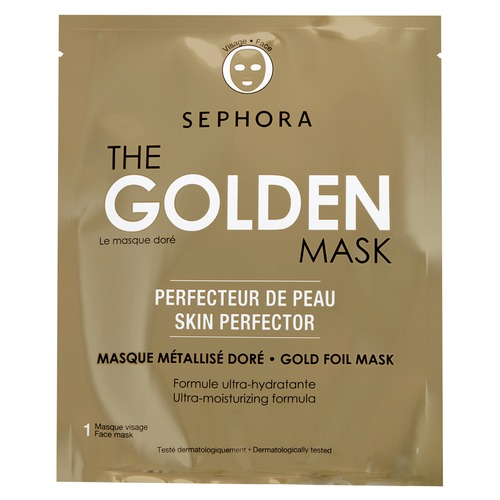 SEPHORA COLLECTION Colorful Face Mask Маска для лица золотистая
