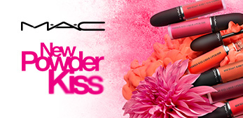 MAC - Коллекция POWDER KISS