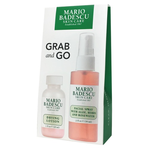 Mario Badescu CUCUMBER GRAB AND GO Набор