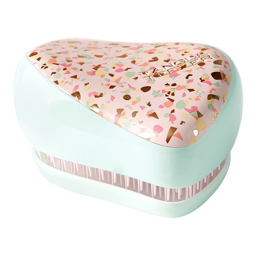 Tangle Teezer Расческа Compact Styler Terrazzo расческа princes trust черный tangle teezer compact styler