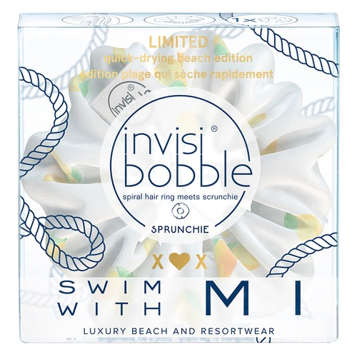 Invisibobble Sprunchie Simply The Zest Резинка-браслет для волос резинка браслет для волос power invisibobble