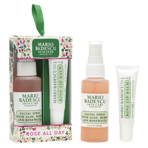 Mario Badescu ROSE ALL DAY Набор
