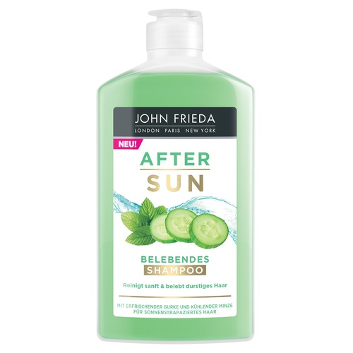 John Frieda After Sun Восстанавливающий шампунь для всех типов волос