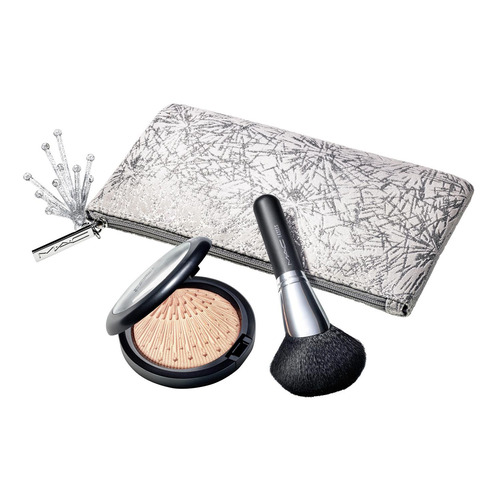 MAC FROSTED FIREWORK FIRELIT KIT DOUBLE GLEAM Набор