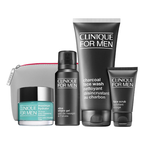 Фото - Clinique Great Skin For Him Набор clinique happy for men