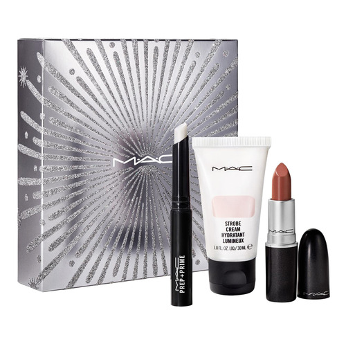 MAC FROSTED FIREWORK RUN THE SHOW KIT Набор