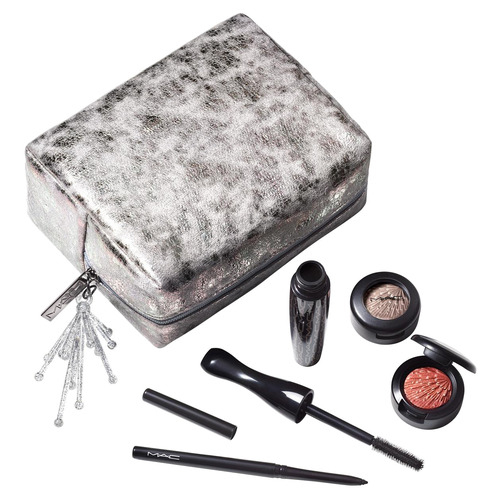 MAC FROSTED FIREWORK WOW-FACTOR EYE KIT COPPER Набор