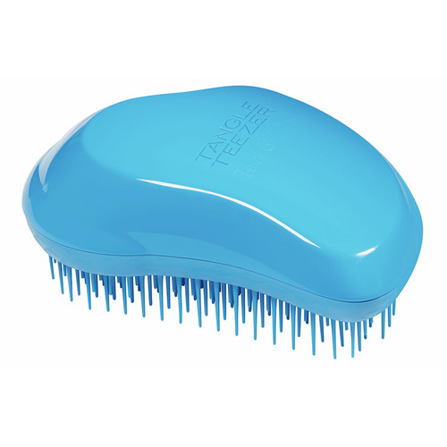 Tangle Teezer Расческа Thick & Curly Azure Blue