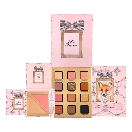 Too Faced ENCHANTED BEAUTY FOXY NEUTRALS Набор