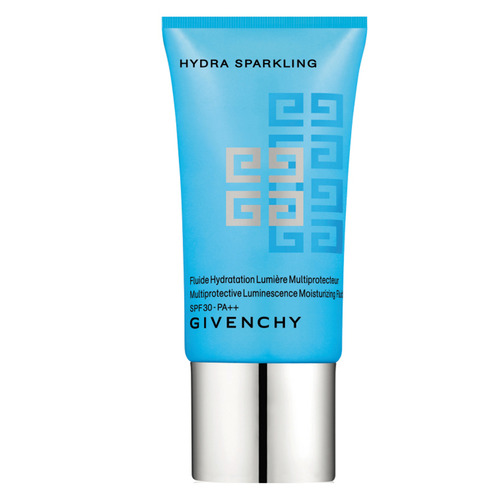 Givenchy Hydra Sparkling Флюид SPF30 PA++ Hydra Sparkling Увлажняющий флюид SPF30 PA++