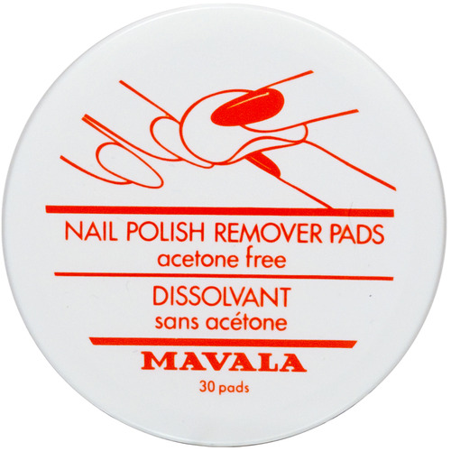 Mavala Nail Polish Remover Pads Салфетки для снятия лака Nail Polish Remover Pads Салфетки для снятия лака 10 pcs creative u shape spill proof nail polish stickers tool manicure nail sticker finger cover tool