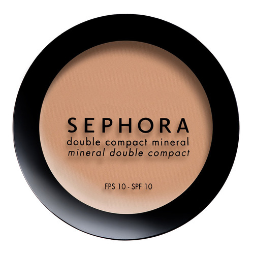 SEPHORA COLLECTION Компактная тональная основа с минералами Light 21 (R20) тональная основа enprani daysys royal bee perfect cover foundation spf35 pa 21 цвет 21 light beige variant hex name f0d3b5