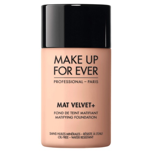 MAKE UP FOR EVER MAT VELVET+ Тональное средство #55 натурально-бежевое make up for ever pro finish 10g компактное тональное средство 128 песочный