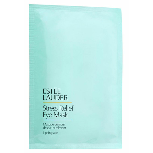 Estee Lauder Stress Relief Eye Mask Маска для кожи вокруг глаз, снимающая стресс Stress Relief Eye Mask Маска для кожи вокруг глаз, снимающая стресс leapers 4 16x50 golden marking long eye relief rifle scope reticle fiber optic sight mil dot locking hunting equipment