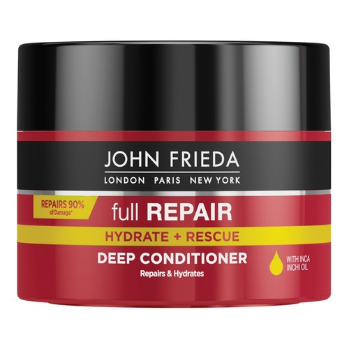 John Frieda Full Repair Маска для восстановления волос Full Repair Маска для восстановления волос маска для волос восстанавливающая