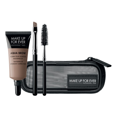 MAKE UP FOR EVER AQUA BROW Набор-корректор для бровей №15 блондин карандаш фиксатор для бровей ninelle brow make up 409