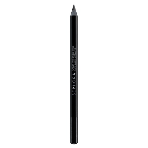 Sephora Crayon Khol Стойкий каяловый карандаш 01 Intense Black crayon