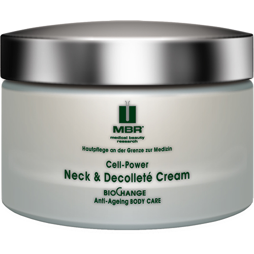 MBR CELL-POWER NECK & DECOLLETE CREAM Крем для шеи и декольте CELL-POWER NECK & DECOLLETE CREAM Крем для шеи и декольте v neck lace panel tank top