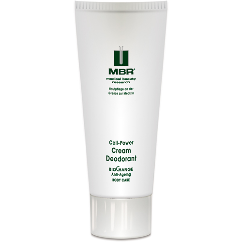 MBR CELL-POWER CREAM DEODORANT Крем-дезодорант CELL-POWER CREAM DEODORANT Крем-дезодорант juliette armand крем для расщепления жира lipodiose cream 200мл