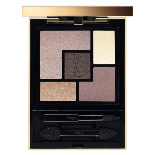 Yves Saint Laurent COUTURE PALETTE 5-цветные тени для век 07 Parisienne yves saint laurent full metal shadow жидкие тени для век 14 fur green