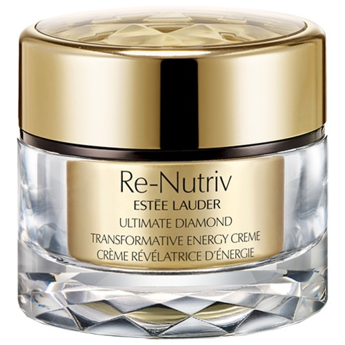 Estee Lauder Re-Nutriv Ultimate Diamond Преображающий энергетический крем Re-Nutriv Ultimate Diamond Преображающий энергетический крем 925 sterling silver charm a z letter of the alphabet with crystal pendant beads fit pandora original bracelet diy jewelry making