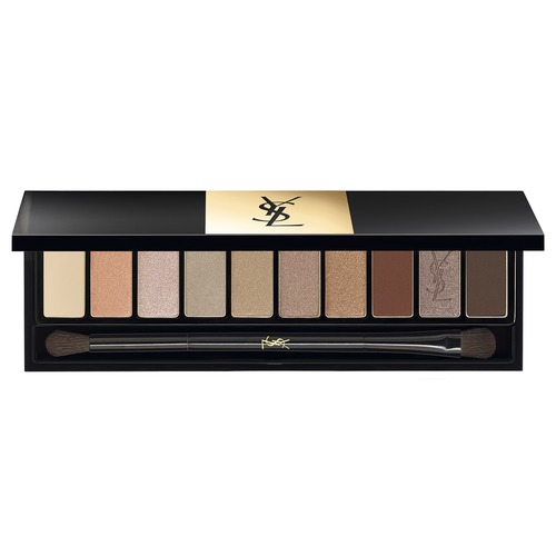 Yves Saint Laurent COUTURE VARIATION PALETTE Палетка теней №1 NU серьги lisa smith двойные серьги кольца