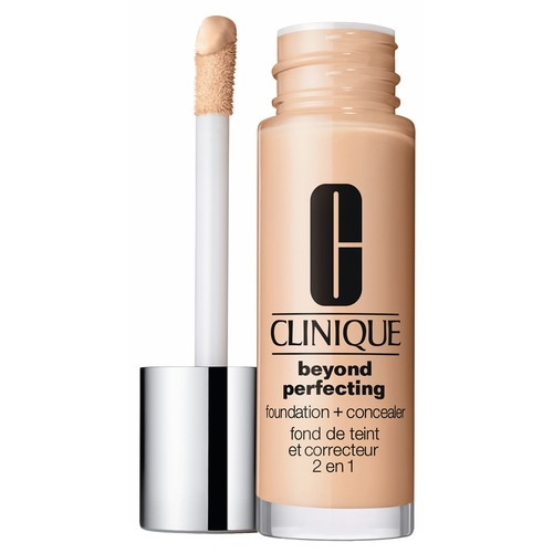 Clinique Beyond Perfecting Makeup Устойчивое тональное средство Alabaster nyx professional makeup жидкий консилер для лица concealer wand alabaster 00
