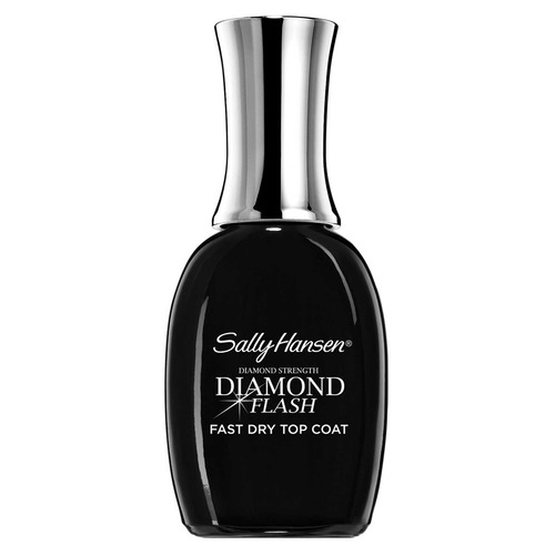 Sally Hansen Верхнее покрытие-сушка Diamond Flash Fast Dry Верхнее покрытие-сушка Diamond Flash Fast Dry