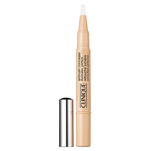 Clinique AirBrush Concealer Маскирующее средство с кисточкой 07 Light Honey корректор clinique airbrush concealer 04 цвет 04 neutral fair variant hex name dcac8a