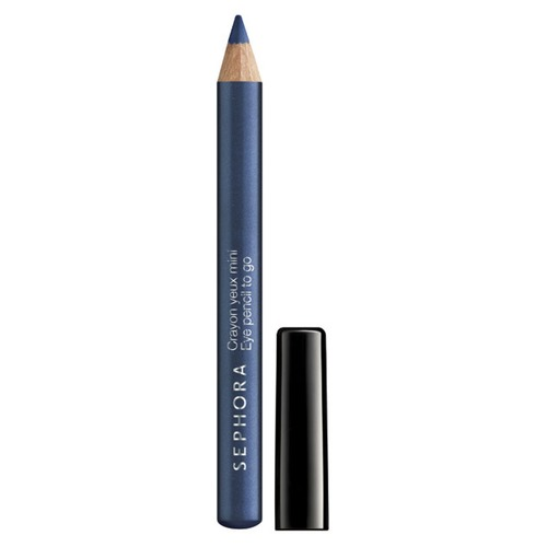 SEPHORA COLLECTION Eye Pencil to Go Карандаш для глаз №08 Dark Grey missufe high waist skinny dark blue jeans women chic back long zipper elastic stretch pencil pants