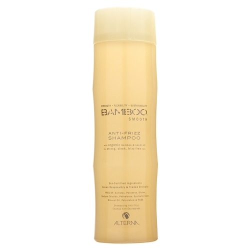 Alterna Bamboo Smooth Шампунь полирующий Bamboo Smooth Шампунь полирующий alterna масло для волос bamboo smooth kendi pure treatment 50ml page 5