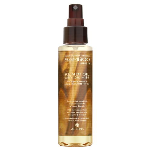 Alterna Bamboo Smooth Масло-спрей невесомое Kendi Bamboo Smooth Масло-спрей невесомое Kendi alterna масло для волос bamboo smooth kendi pure treatment 50ml