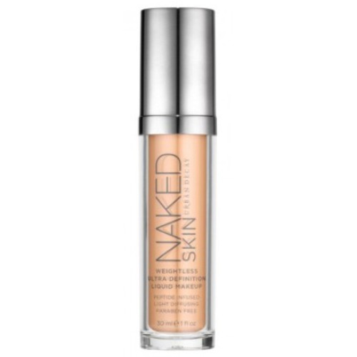 Urban Decay Naked Skin Complexion Тональная основа 3.5 тональная основа milani smooth finish cream to powder makeup 07 цвет 07 medium beige variant hex name e9bf9b