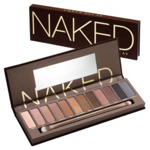 Urban Decay Naked Палетка теней для век Naked Палетка теней для век sephora collection vintage filter палетка теней vintage filter палетка теней
