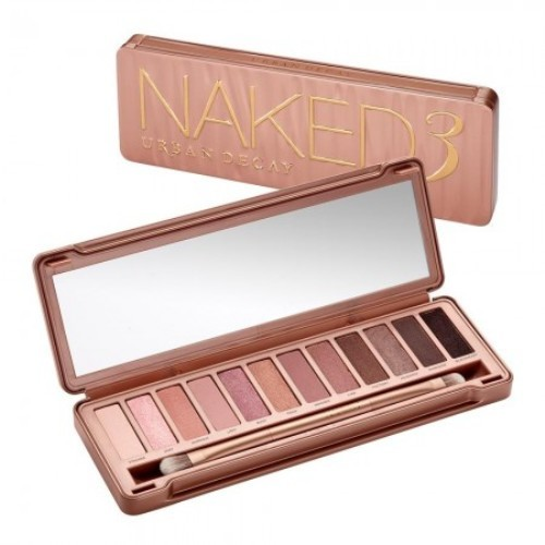 Urban Decay Naked 3 Палетка теней для век Naked 3 Палетка теней для век sephora collection vintage filter палетка теней vintage filter палетка теней