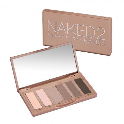 все цены на Urban Decay Naked 2 Basics Палетка теней для век Naked 2 Basics Палетка теней для век