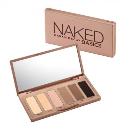 все цены на Urban Decay Naked Basics Палетка теней для век Naked Basics Палетка теней для век