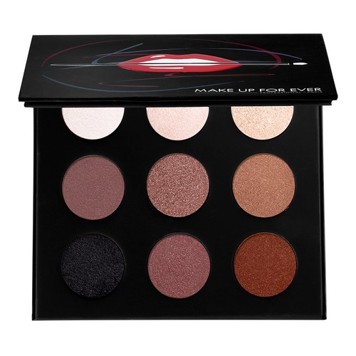MAKE UP FOR EVER ARTIST SHADOW №1 FALL 2015 Палетка теней для век ARTIST SHADOW №1 FALL 2015 Палетка теней для век nyx professional makeup палетка теней для век dream catcher shadow palette stormy skies 03