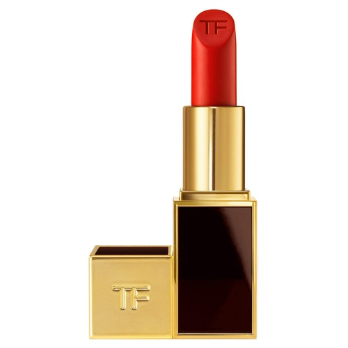 Фото - Tom Ford Matte Lip Color Матовая помада Velvet Violet velvet hooded color block coat
