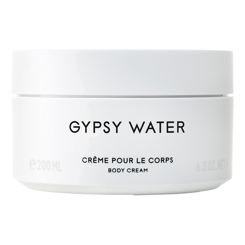 Byredo GYPSY WATER Крем для тела GYPSY WATER Крем для тела simply divine botanicals gypsy rose tea astringent 8 oz