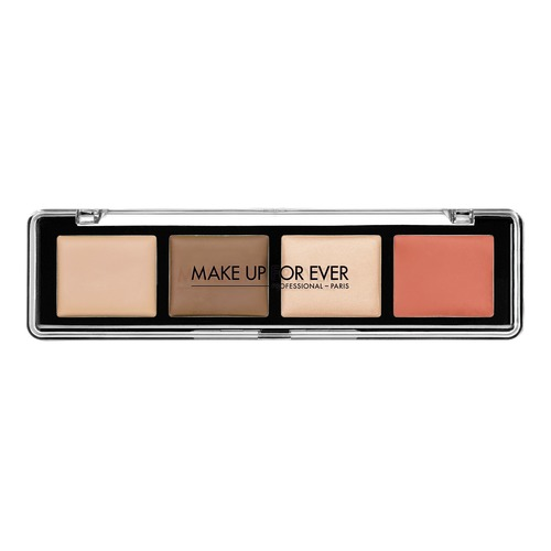 MAKE UP FOR EVER PRO SCULPTING PALETTE Палетка для скульптурирования лица 4в1 #30 цена