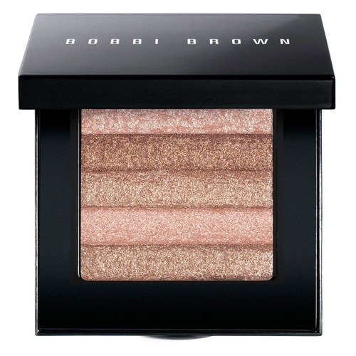 Bobbi Brown Shimmer Brick Compact Pink quartz Пудра для лица