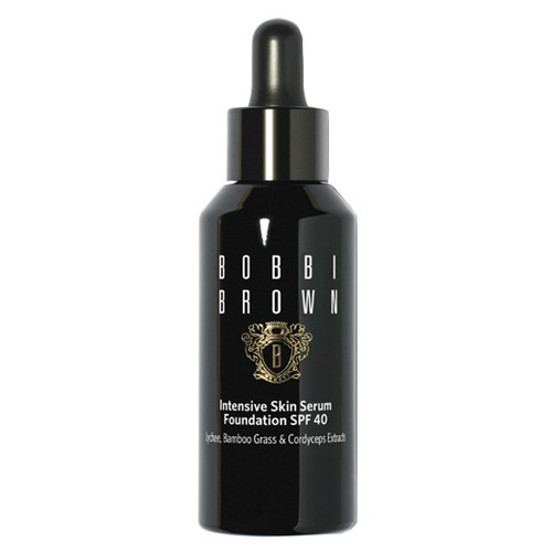 Bobbi Brown Intensive Skin Serum Foundation Ухаживающее тональное средство SPF40 Cool Ivory foundation футболка foundation all grove grain brown