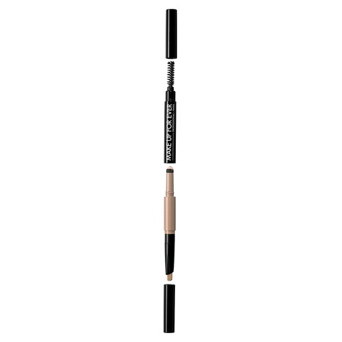 MAKE UP FOR EVER PRO SCULPTING BROW Карандаш для скульптурирования бровей 2 в 1 #40 ardell brow sculpting gel где купить