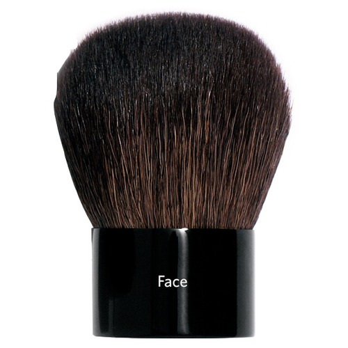 Bobbi Brown Face Brush Кисть косметическая для пудры и румян Face Brush Кисть косметическая для пудры и румян mermaid brush face blush powder foundation cosmetics make up tools fish shaped brush mermaid tail makeup brushes kit os0402