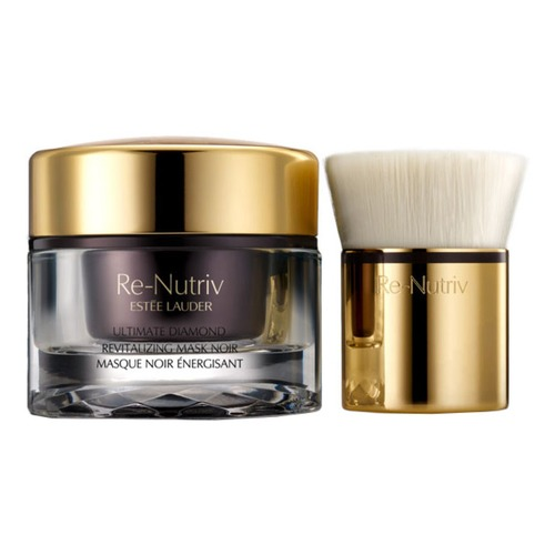 Re-Nutriv Ultimate Diamond Revitalizing Mask Noir Черная восстанавливающая маска